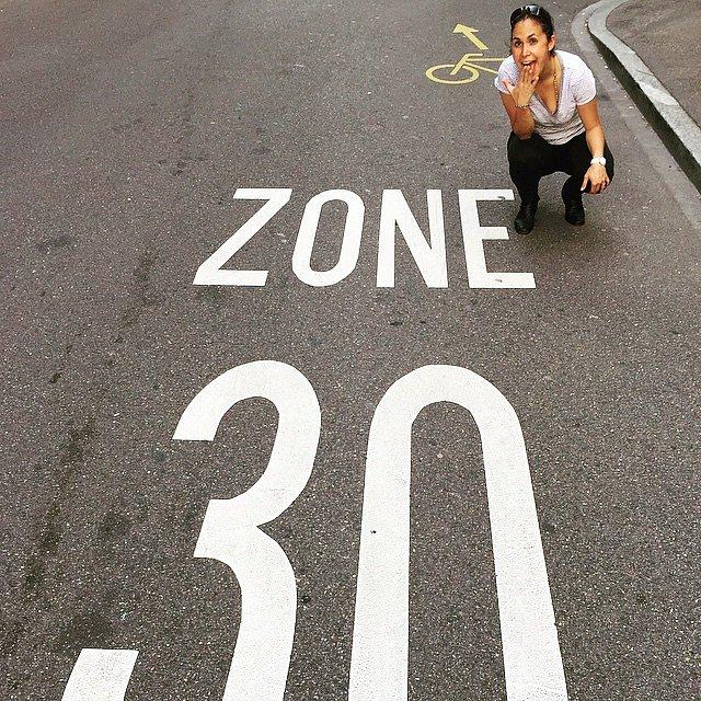 Laura entrando de lleno a Zona de los treintas ....