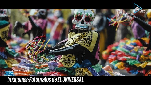 Desfile de muertos / Bitácora T2 E 1
