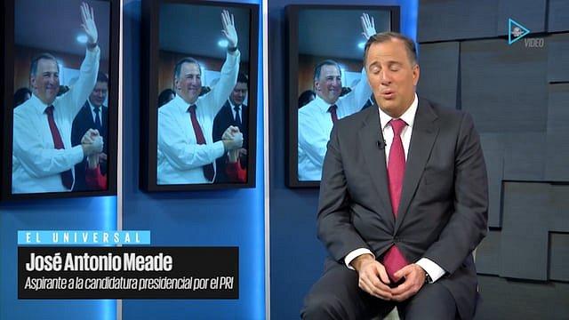 José Antonio Meade / entrevista