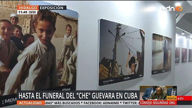 Memoria, Expo de Ulises Castellanos
