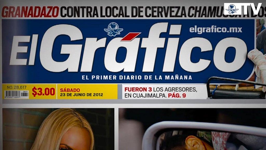 El Gráfico / Bitácora 018