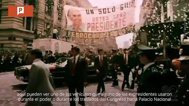 Historias secretas de Los Pinos / Memoria 002