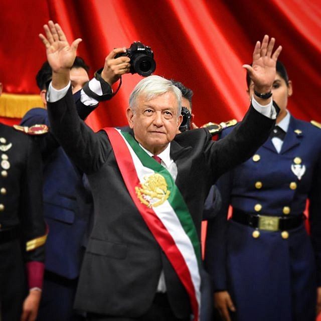Andrés Manuel Presidente