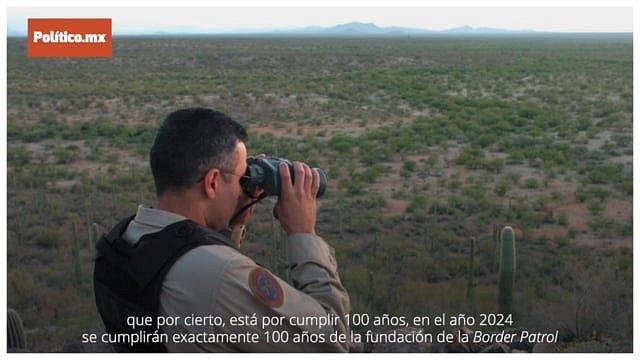 Border Patrol / Memoria 006