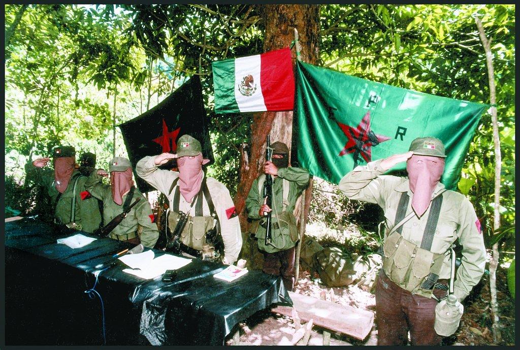 Guerrilla del EPR.